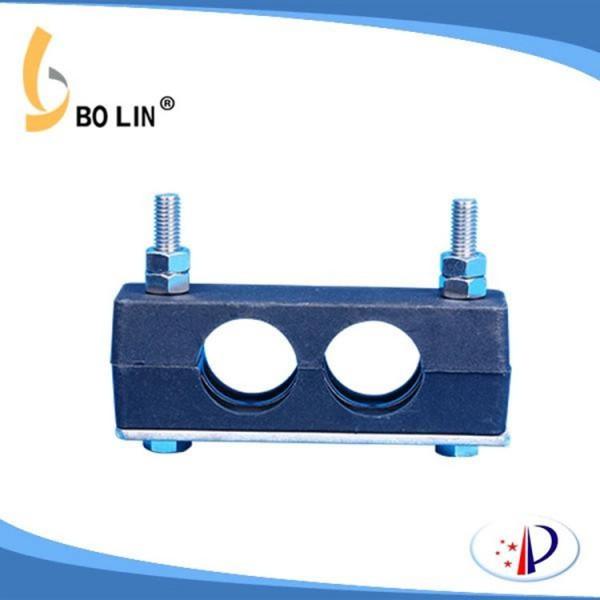 专业生产各类镀锌尼龙管夹、不锈钢尼龙管夹等