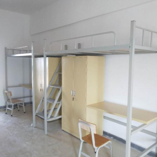广东学生宿舍公寓床上床下柜组合床宿舍铁架床工厂批发