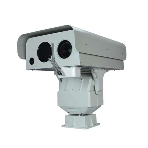 安阳市超远距离距离三光谱60倍光学防抖云台摄像机