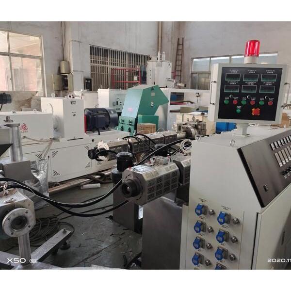 PVC高速混合机PVC管材生产线挤出机价格实惠
