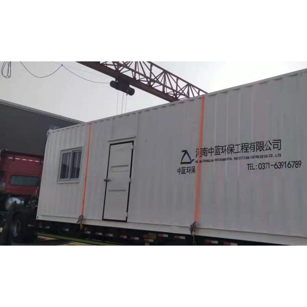 全新特种集装箱 污水处理集装箱设备厂家定做
