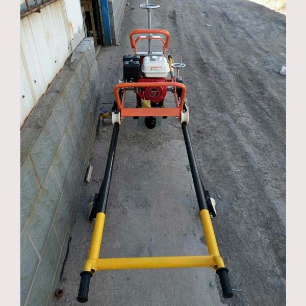 NCM4.0内燃道岔打磨机  铁轨用道岔磨轨机