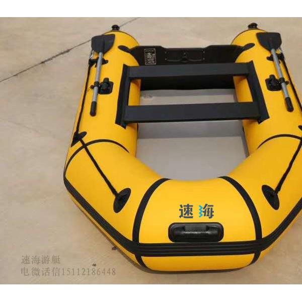 铝合金底橡皮船,充气橡皮船,充气钓鱼船
