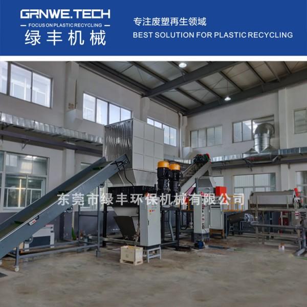 医院废塑料风选分离设备 广东pp盐水袋水洗橡胶分选设备