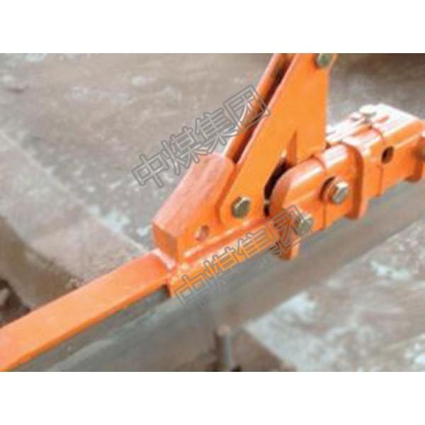 滑动升降式月牙挡车器 铁路专用挡车器图片