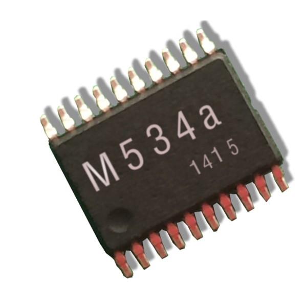 ROHS2.0 M534x SAM/SIM卡读写卡芯片