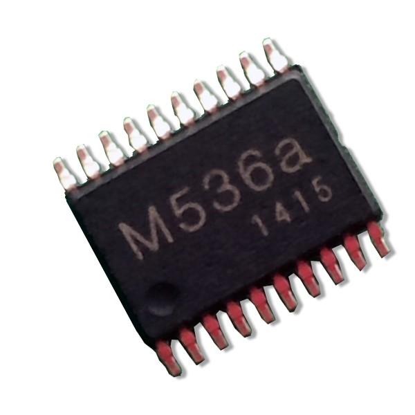 ROHS2.0 M536x SAM/SIM卡读写卡芯片