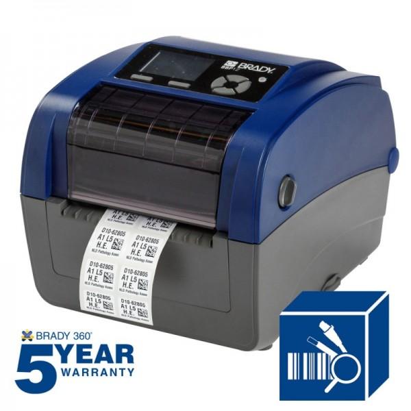 贝迪BBP12实验室低温冷冻台式标签打印机