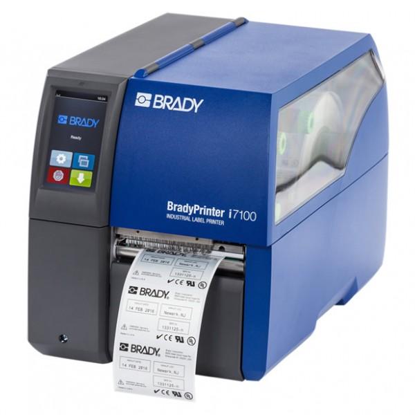 BRADY贝迪i7100工业标签打印机