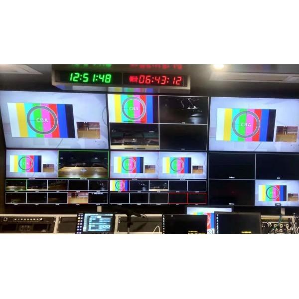 定制直播车演播室监视器改造电视台改装转播车监视器