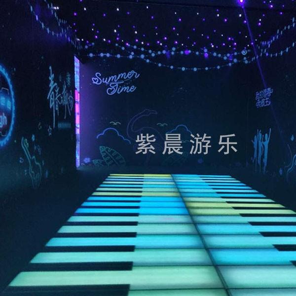 网红小屋系列钢琴地板