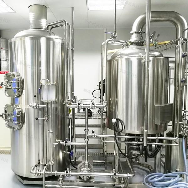 酒店型精酿啤酒设备 自酿啤酒设备