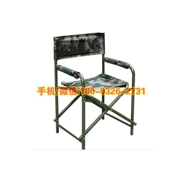 户外沙滩椅野外作业指挥椅野营折叠会议椅导演椅折叠椅