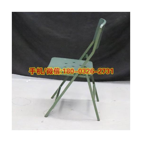 户外折叠吹塑椅便携式野外作业吹塑折叠椅户外指挥座椅靠背椅定制