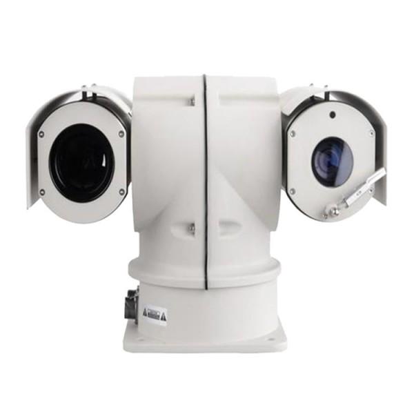 南京市车载红外夜视智能云台摄像机 双光谱一体化云台摄像机