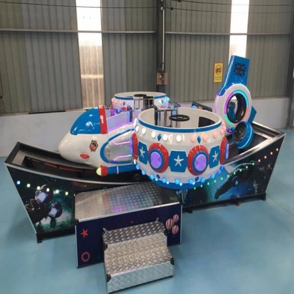 鑫亚游乐 极速飞船 太空飞船游乐设备 造型多样 设计精巧
