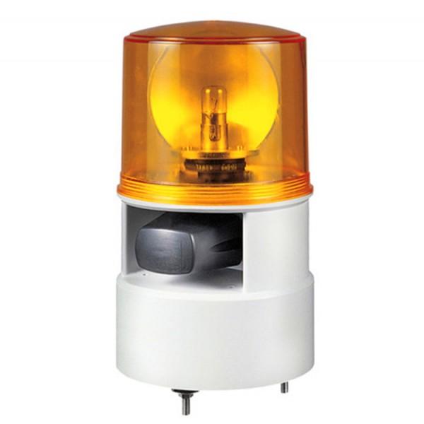 供应S125D-W声光组合报警灯旋转式韩国可莱特