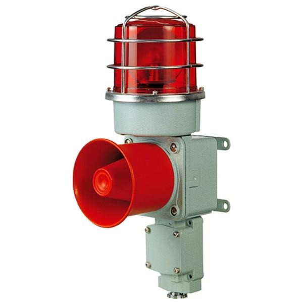 韩国可莱特SED-WS-220重负荷声光报警器旋转LED灯