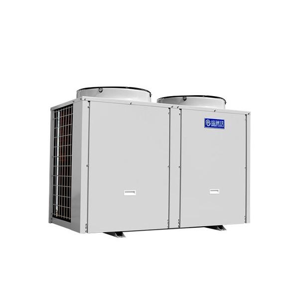 泳池恒温加热设备_商用空气能热泵机组