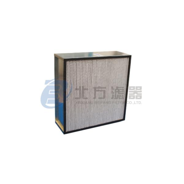 高效铝隔板空气过滤器