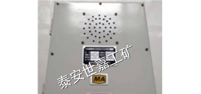 榆林矿用广播装置组成,矿用隔爆兼本安型广播装置重量