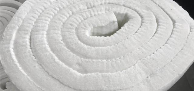 电阻炉保温隔热耐火 陶瓷纤维毯