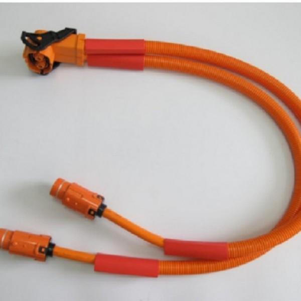 新能汽车单芯大电流连接器 二芯大电流连接器 三芯大电流连接器