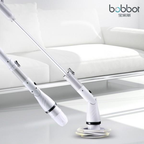 宝家丽可定制加工清洁臂无线电动清洁刷电动神器浴室旋转洗地刷