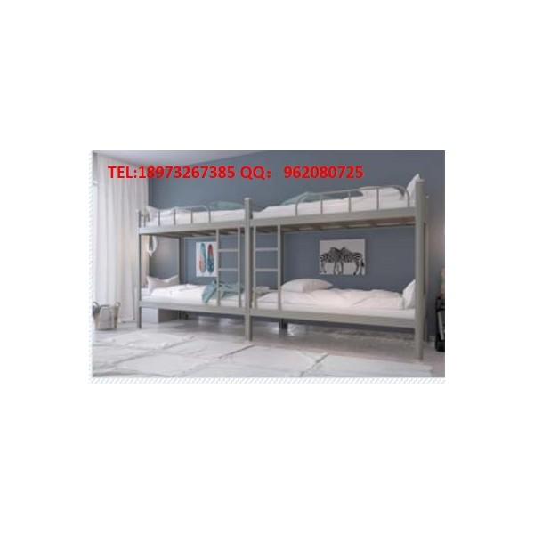湘潭铁床生产厂家学生床铁床宿舍床公寓床厂家30套送货安装