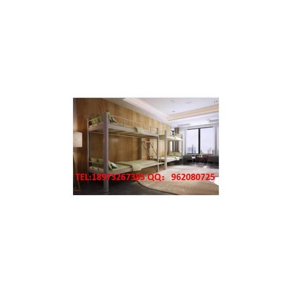 湖南公寓床 学生上下床 宿舍铁架床厂家 湘潭汉风家具