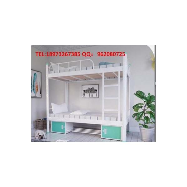 湘潭钢架床生产厂家 湘潭公寓床 上下铺铁床工地铁架床生产厂家