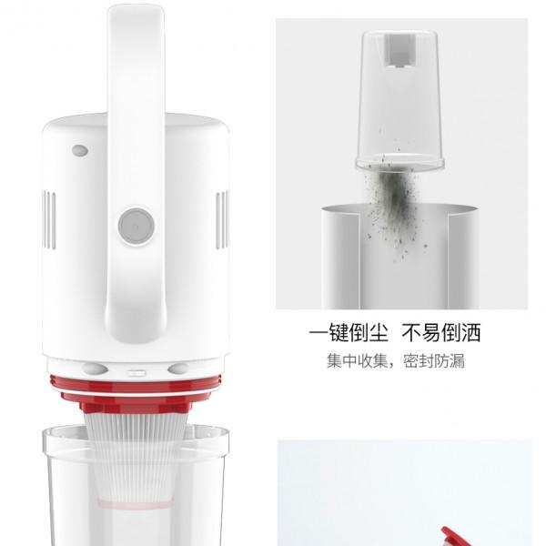苏州宝家丽可吸尘器可定制家用大吸力手持大功率吸尘器