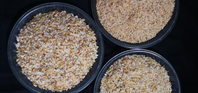 欧美亚喷砂除锈石英砂 铸造陶瓷石英砂 橡胶塑料填充石英砂