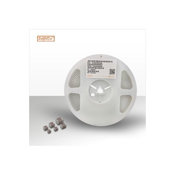 1206 33UF瓷介电容 东莞片容厂家批发价格供应