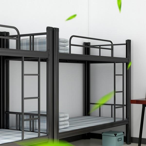 香河悦博办公家具上下铺铁床铁架床双层高低床员工宿舍学生公寓床