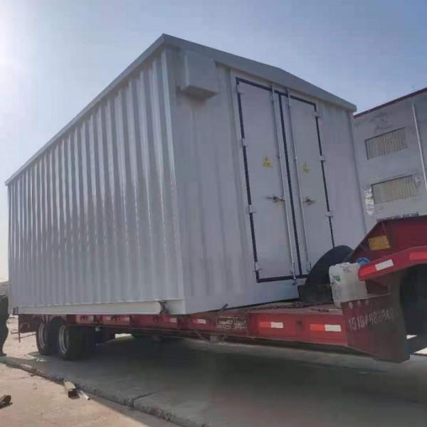 6kv开关柜预制舱 沧州设备预制舱厂家加工生产