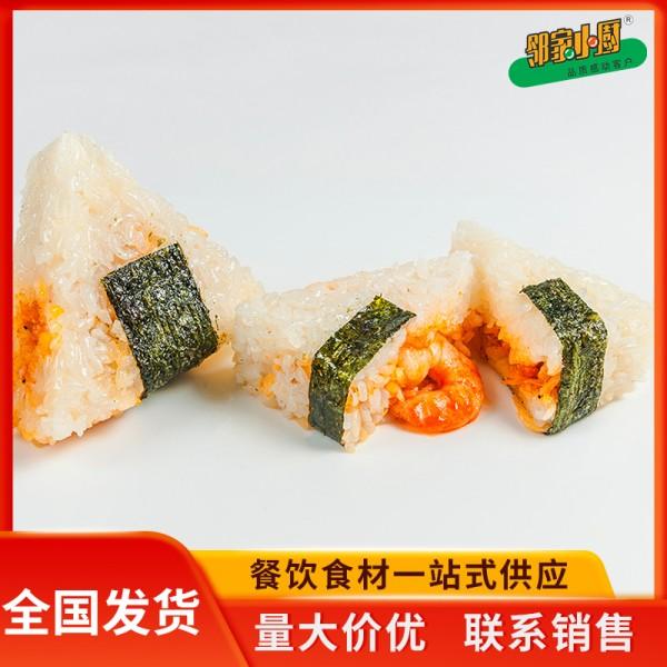 虾仁饭团 便利店写字楼外卖盈利早餐米汉堡供应方便食品日式饭团