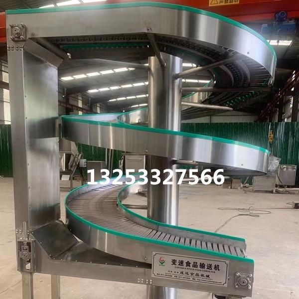 食品级皮带输送机 pvc皮带输送机价格 食品输送机厂家
