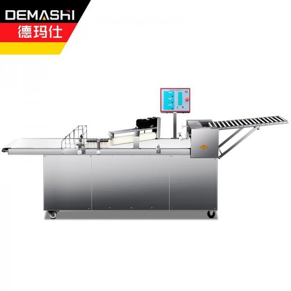 德玛仕刀切馒头机大型商用仿手工折叠式全自动馒头机MD150