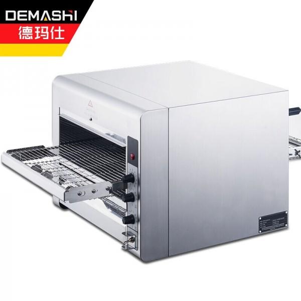 德玛仕大型全自动履带式披萨炉商用披萨烤箱NTE-1418
