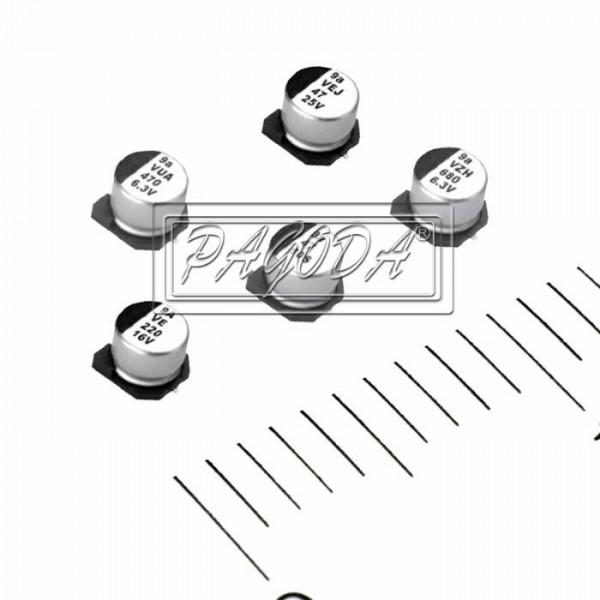 数码电子专用_高频贴片铝电解电容 款式齐全