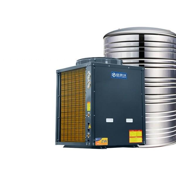 建筑工地项目部淋浴用空气能热水器一体机