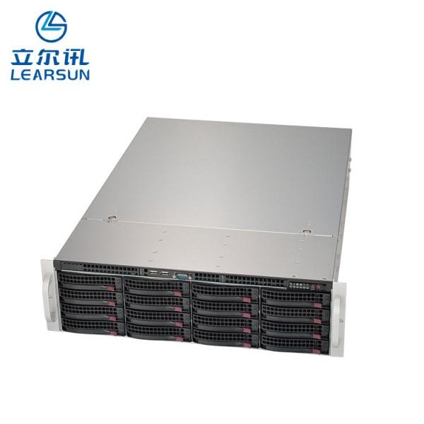3U机架式服务器 存储高扩展存储服务器