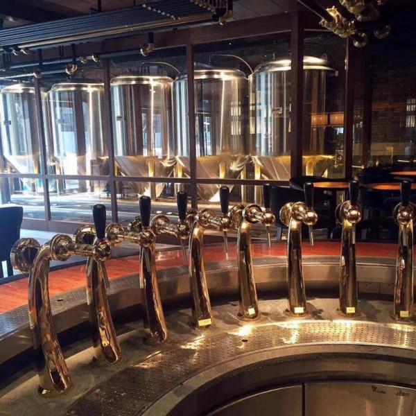 精酿啤酒设备  啤酒设备生产厂家