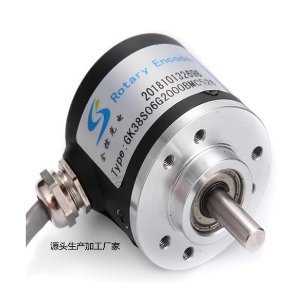 源头厂家全控生产加工分辨率1000PP配PLC专用旋转编码器