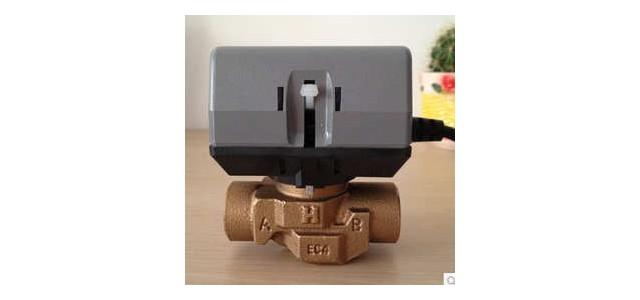 美国霍尼韦尔青铜电动二通阀 进口电动二通阀