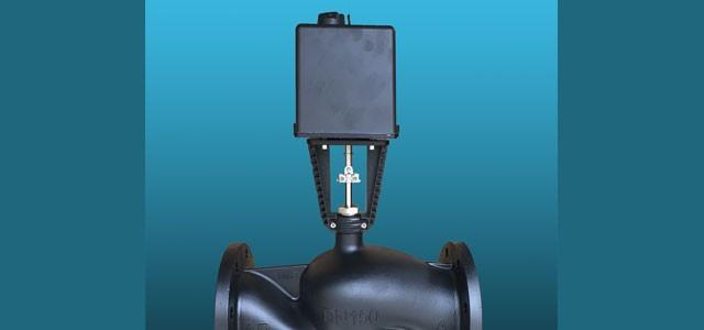 霍尼韦尔法兰电动调节阀 美国电动调节阀