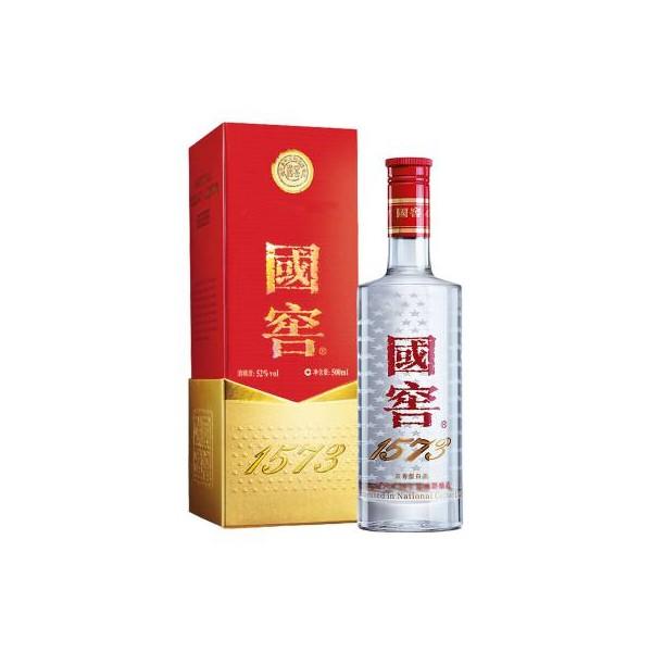 重庆批发零售泸州老窖国窖1573浓香型白酒52度