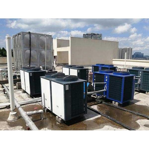 直热式高温空气能热泵机组