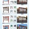 河南郑州户外宣传栏定制厂家宣传栏设计制作大地标识公司